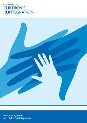 ბავშვთა რეინტეგრაციის საკითხების სახელმძღვანელო პრინციპები
