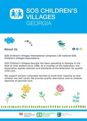 Zugdidi Family Strengthening Project Newsletter
